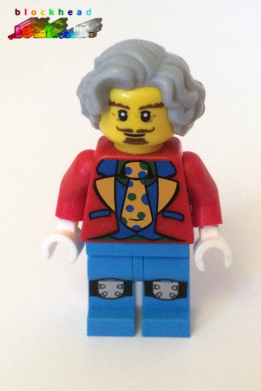 BricksMcGee Custom Minifig