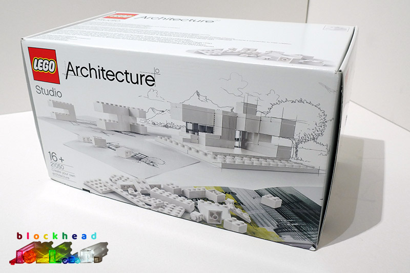 21050 Architecture Studio - Pretty Box
