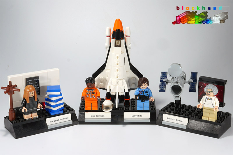 Ideas 21312 - Women of NASA