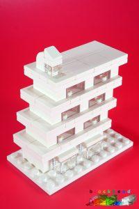 3D Sketch - Slanted Block