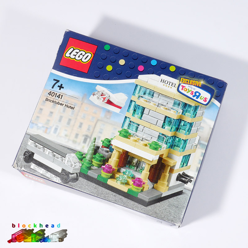 40141 Bricktober Hotel Box