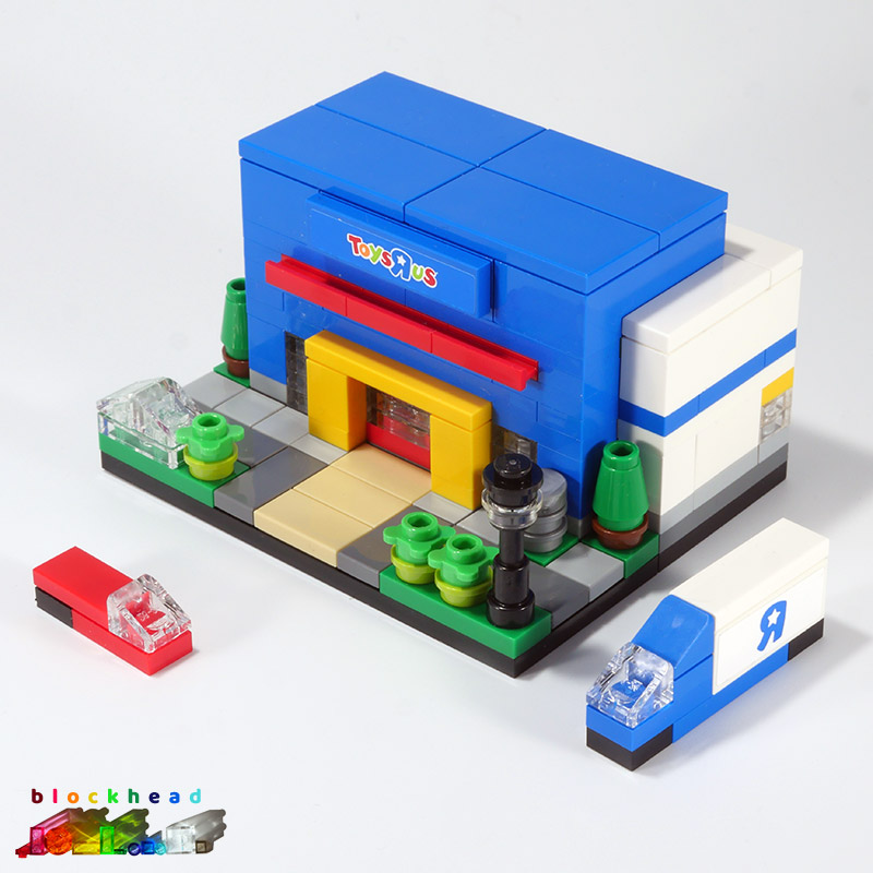 40144 Bricktober Toys 'R' Us