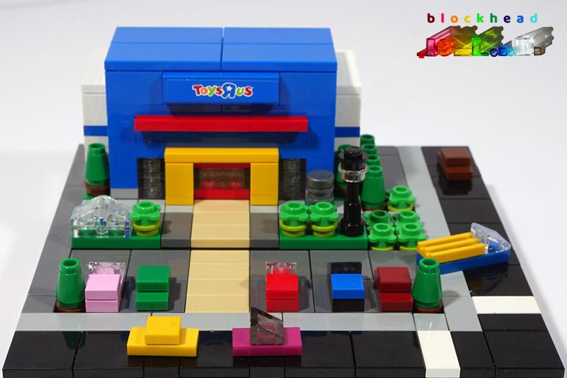 Micropolis Toys R Us Base Details