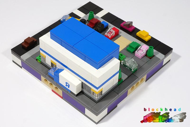 Micropolis Toys R Us Base Rear