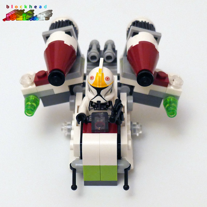 75076 Republic Gunship