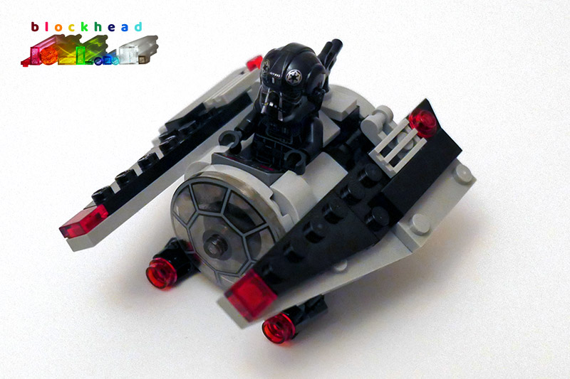 75161 TIE Striker Microfighter