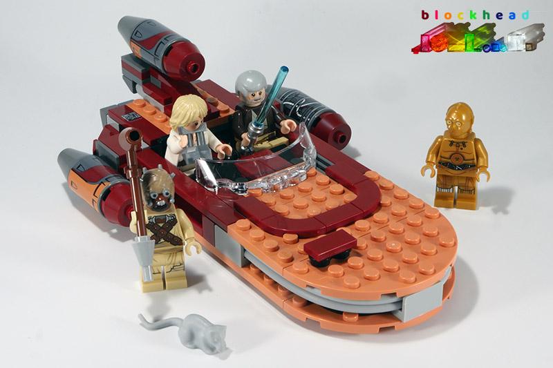 76173 Luke's Landspeeder