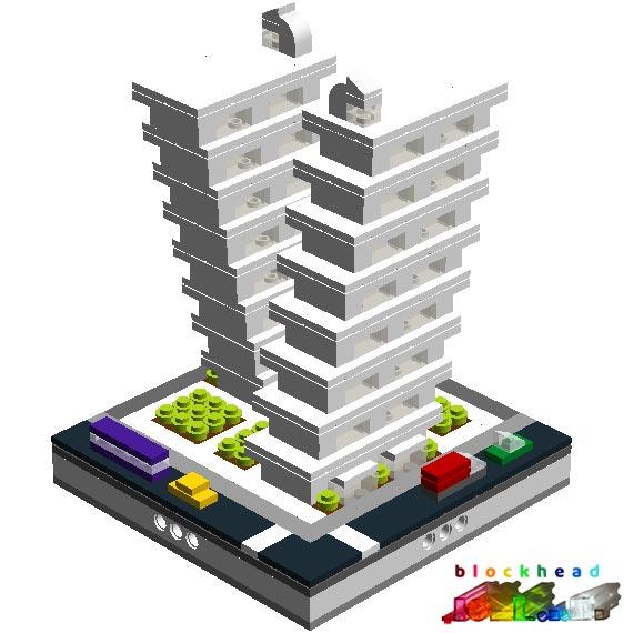 Virtual Micropolis - Octo Mansions