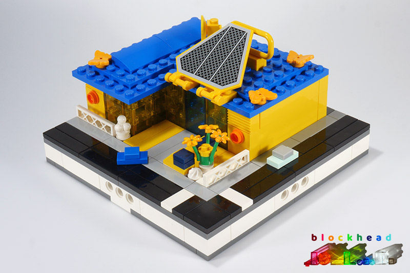 MOC Butterfly Batteries & Solar