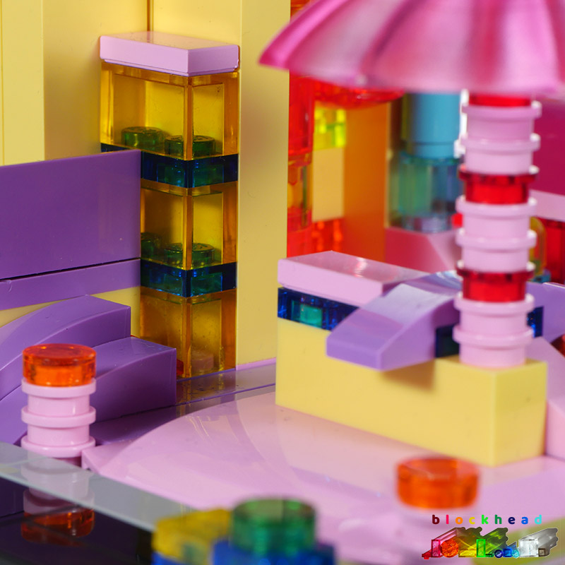 MOC Neon Mall Details