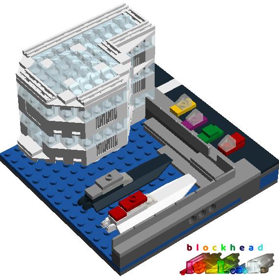 Virtual MOC Marina Point - Big Yachts!