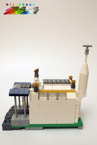 MOC - St. Bridget's Cathedral Rear Side