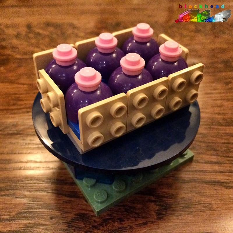 MOC Tray Of Cakes
