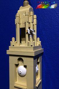 Little Landmarks - Town Hall Tower