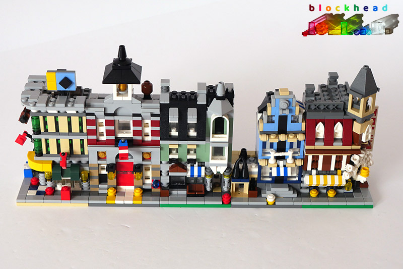10230 Mini Modulars Built