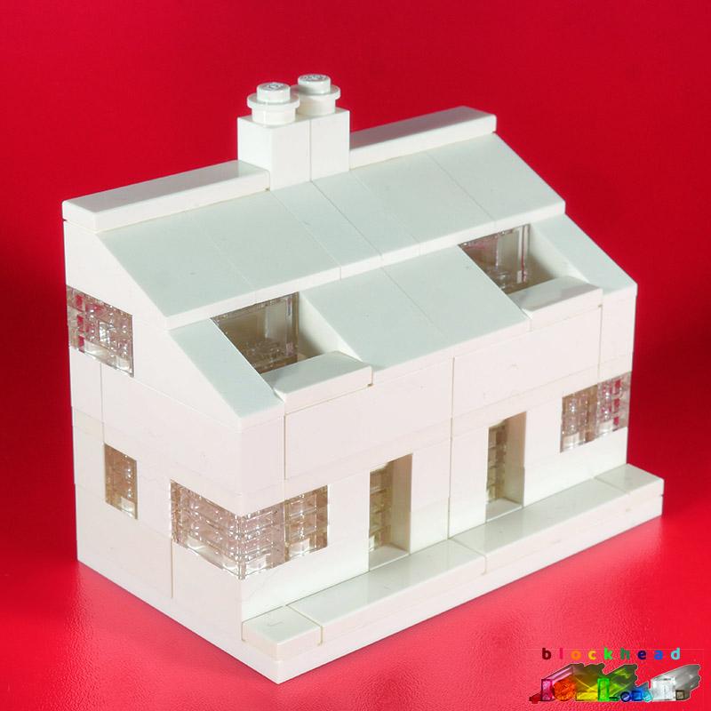 3D Sketch - Semi-Detatched Houses