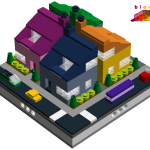 Virtual Micropolis: Four Square
