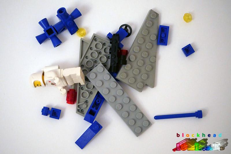 6803 Space Patrol - Bits
