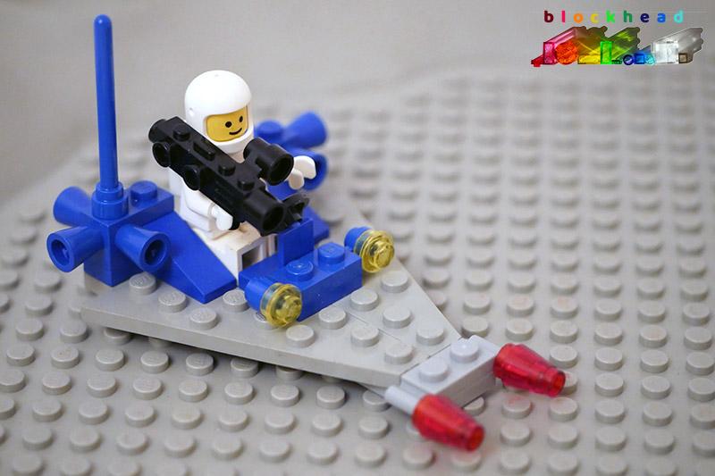 6803 Space Patrol - Built