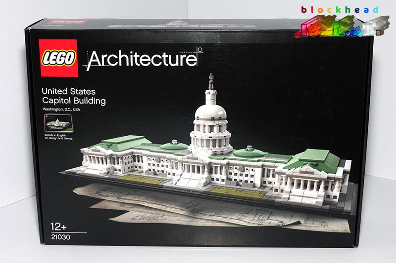 21030 Architecture US Capitol Box