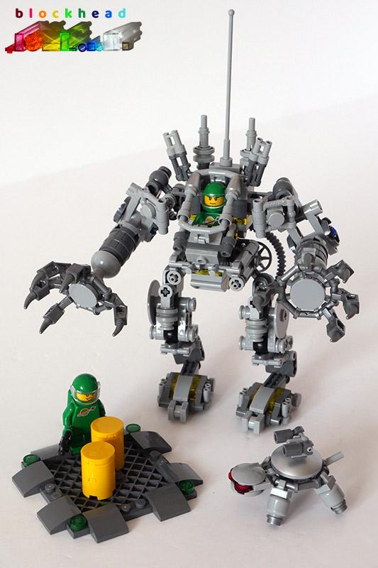 21109 Exosuit Built
