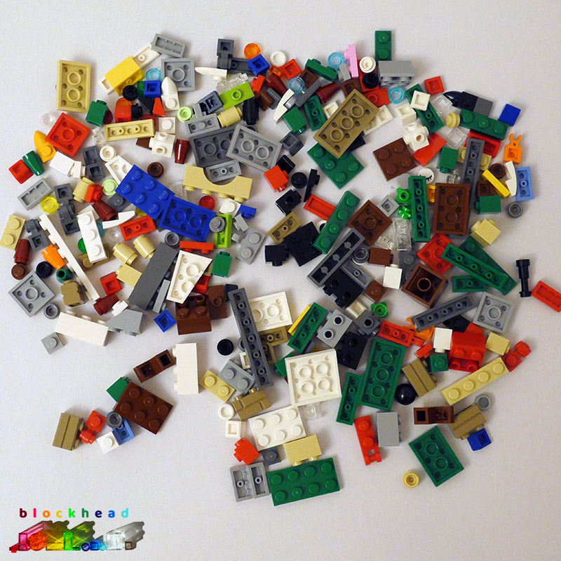 40222 Chrismas Build Up 2016 Bricks