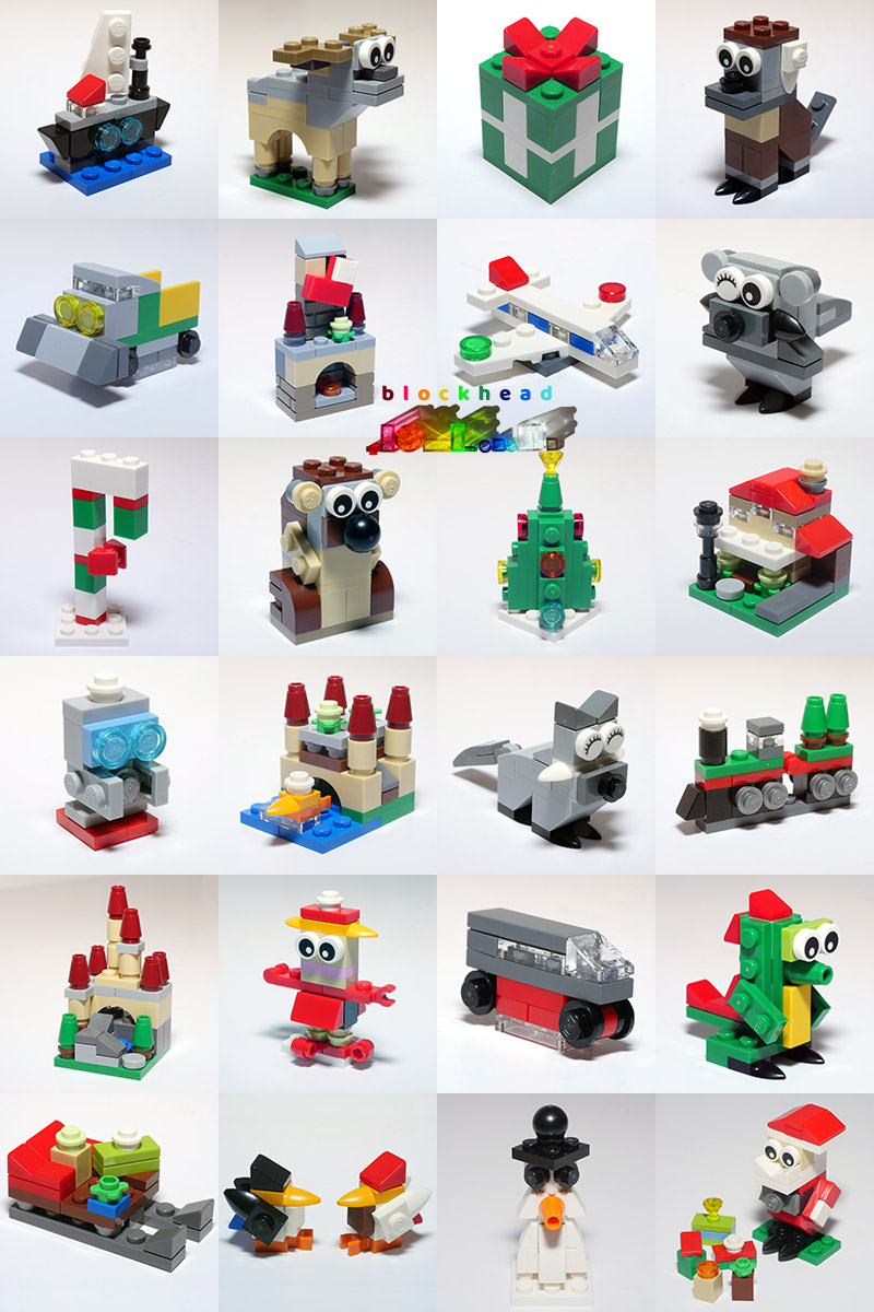 40222 Christmas Build Up 2016 Models