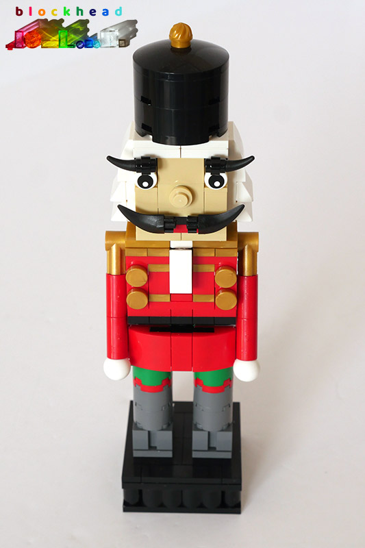 40254 Nutcracker Built