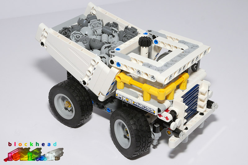 Tipper Truck Finished