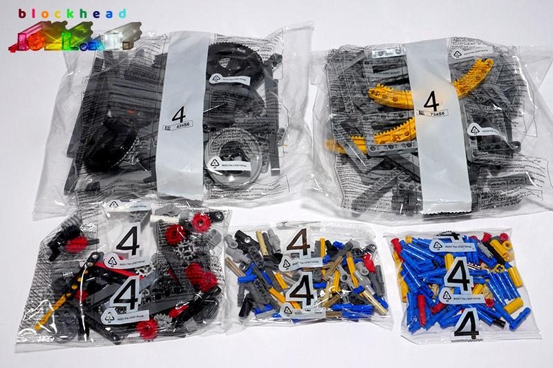 42055 Bucket Wheel Excavator Bags 4