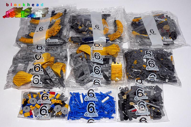 42055 Bucket Wheel Excavator Bags 6