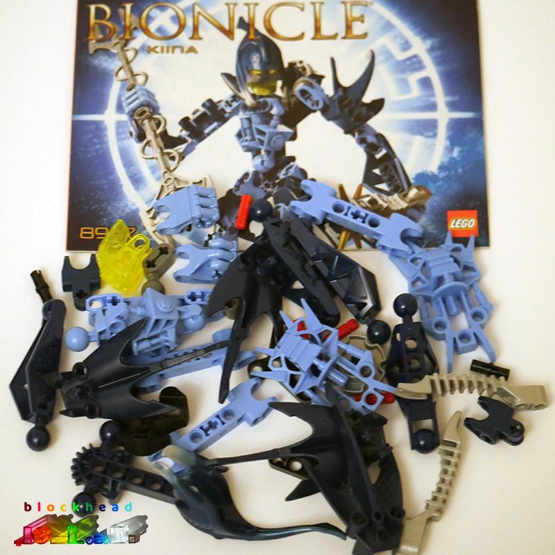 8987 Bionicle Kiina
