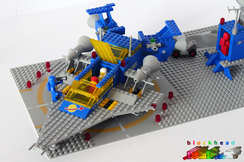 928 Galaxy Explorer Ship