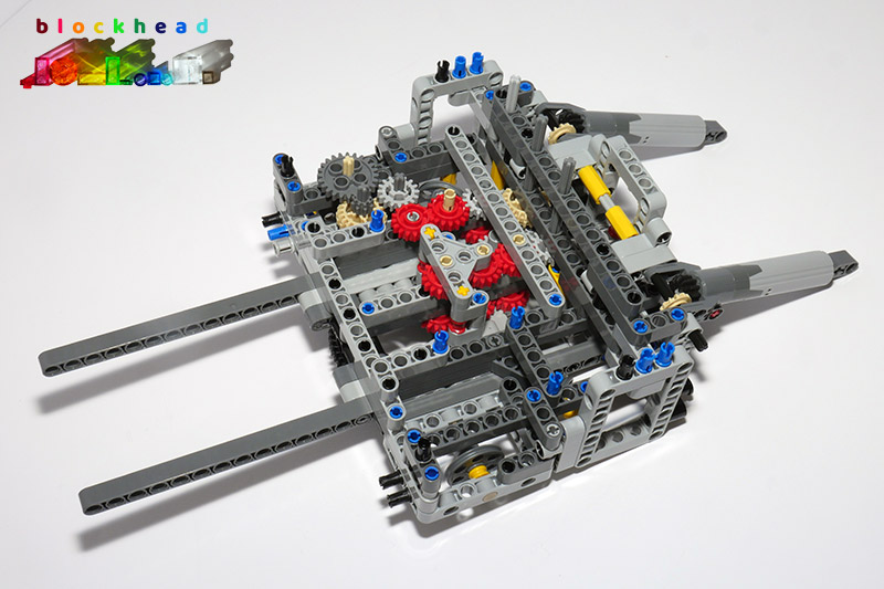 BWE Turret Mechanism