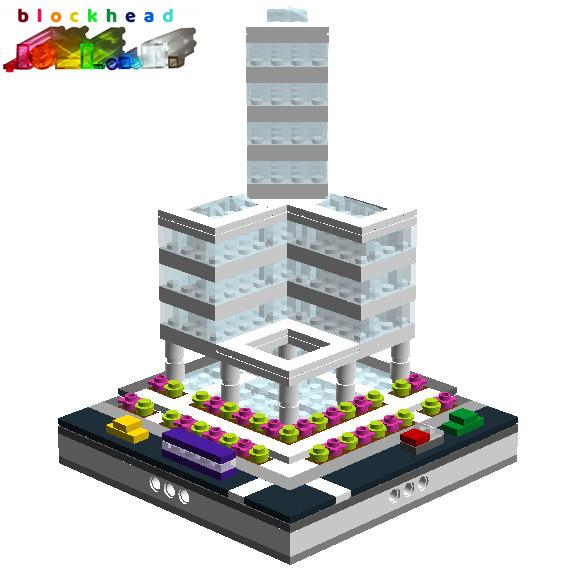 Virtual MOC Lever Court - Front