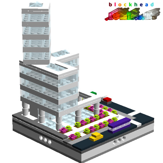 Virtual MOC Lever Court - Side