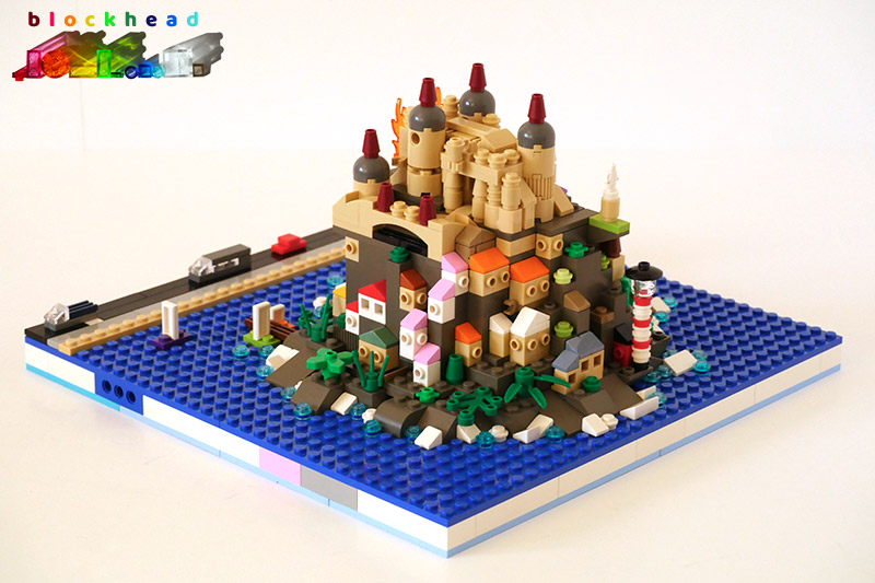 MOC: Holy Island - From The Water