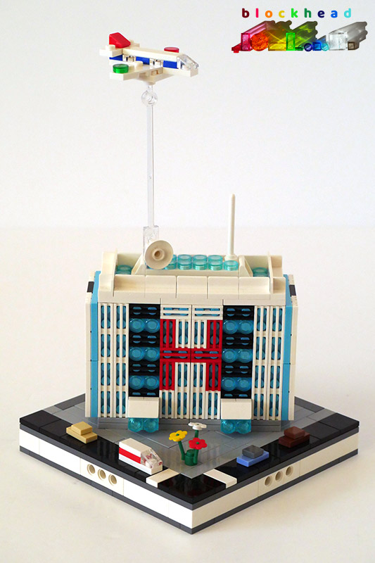Micropolis General Hospital - Front