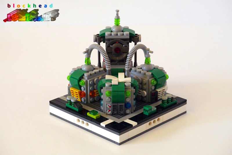 MOC: Green Energy Plant - Front