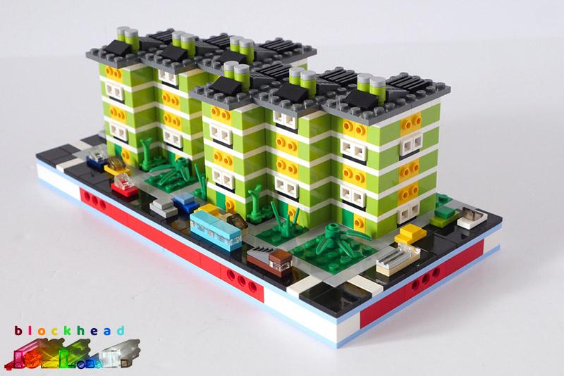 MOC: Limehouse Flats Front