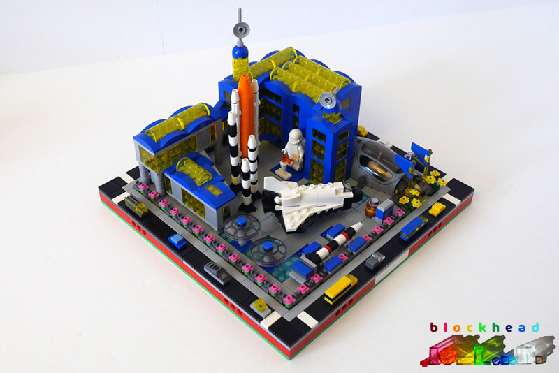 MOC - Air & Space Museum - Front