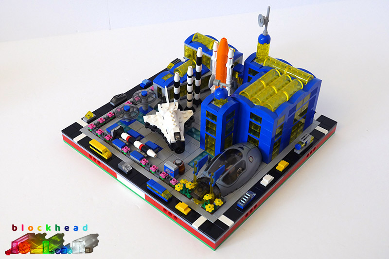 MOC - Air & Space Museum - Right