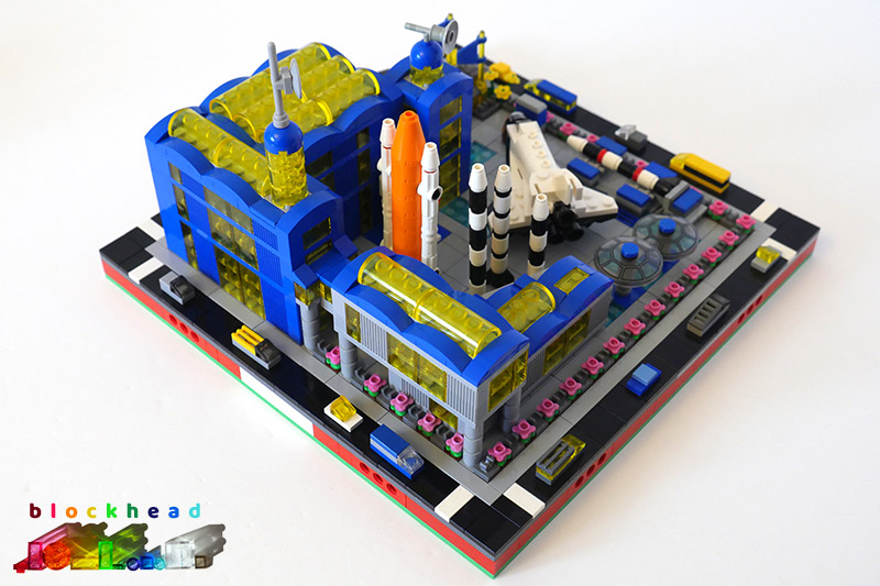 MOC - Air & Space Museum - Left