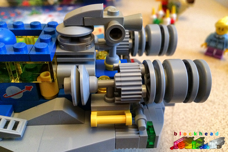 NCS Early MOC Engines