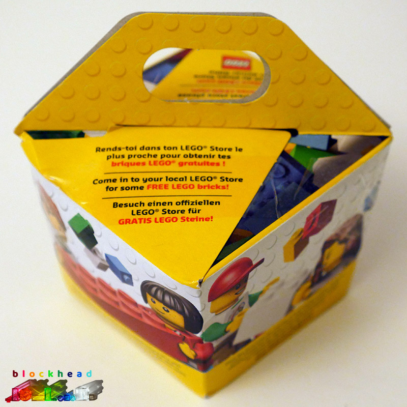 Free Brick Box