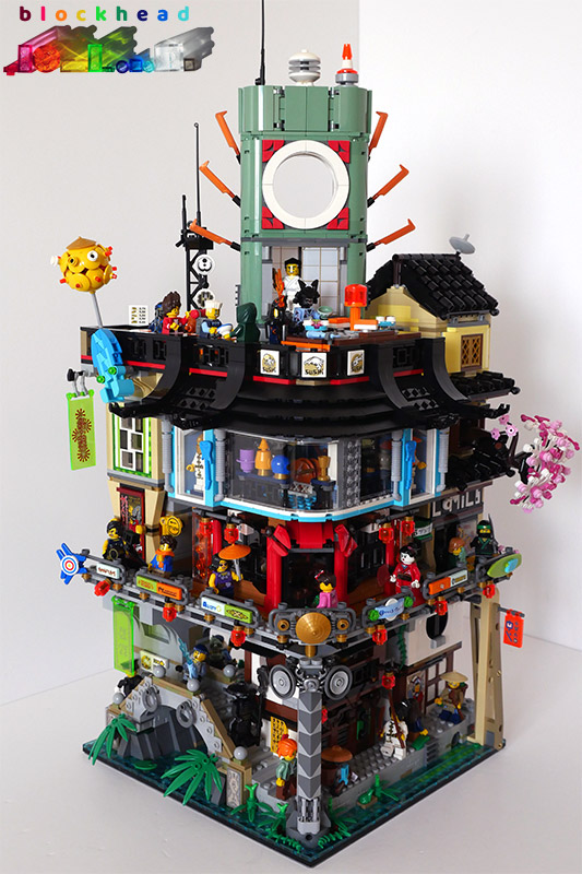 Ninjago City Compete - End of Bag 16