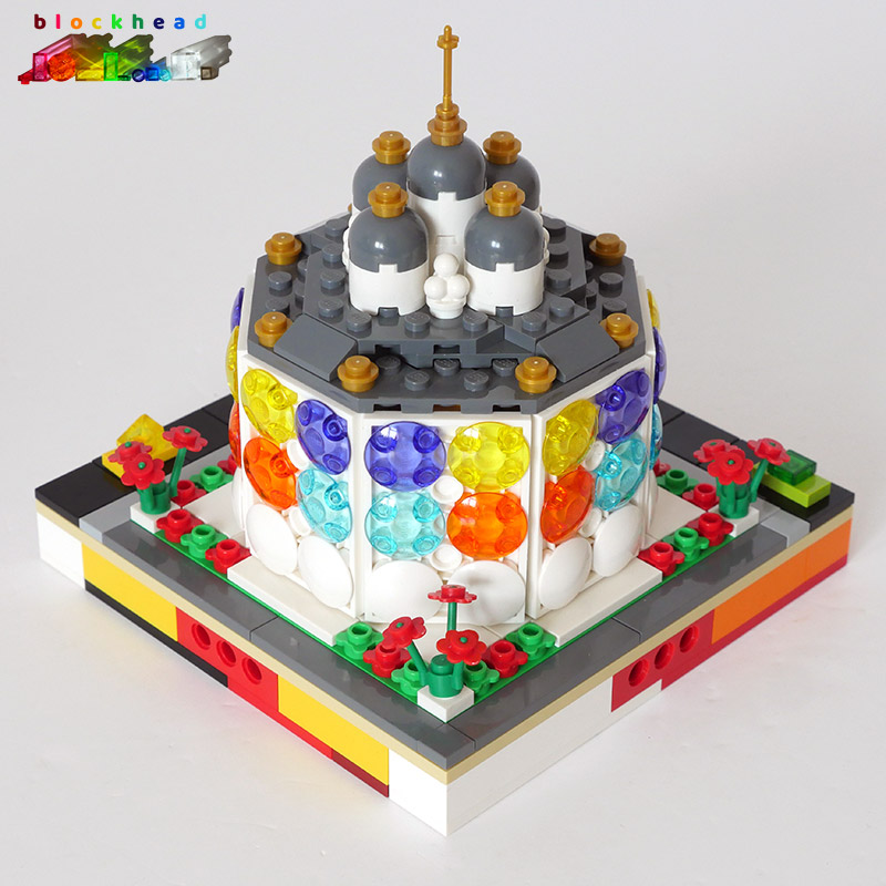 MOC - St. Octavius' Church Rear