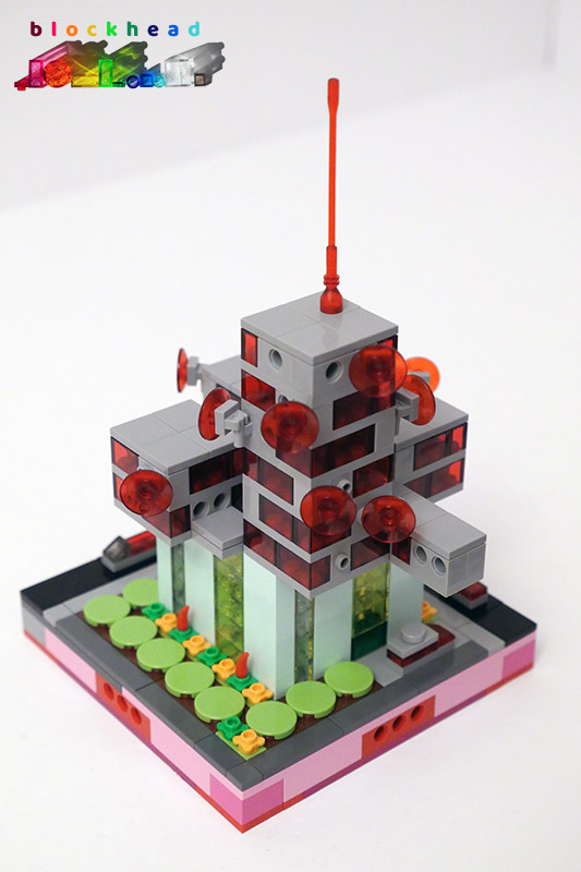 MOC - Micropolis Broadcasting Corporation - Rear