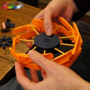 Brick Separators - Jon's Spinning Destroyer
