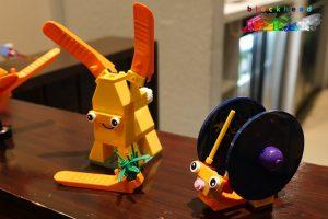 Brick Separator - Bunny & Snail